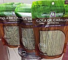 Cola de Caballo Horsetail Hierba Tea Value Pack Nuestra Salud te Peru Free Ship