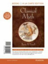 Classical Myth, Books a la Carte Edition by Barry B. Powell (2014, Ringbound)