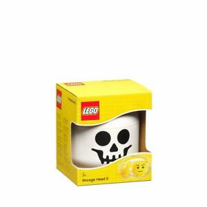 LEGO SKELETON STORAGE HEAD SMALL BOYS BRAND NEW IN BOX FREE P&P HALLOWEEN
