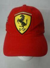 FORMULA 1 F1 United States Grand Prix Indianapolis 2001 FERRARI Event Hat Cap