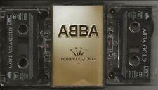 ABBA FOREVER GOLD - Double Cassette Audio Tape album - box set