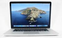 "BARGAIN 15"" Apple MacBook Pro 2013 RETINA 2.4GHz i7 8GB RAM 256GB SSD + WTY!"