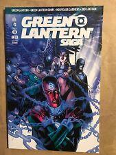 GREEN LANTERN SAGA - T10 : mars 2013