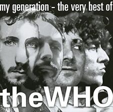 The Who / My Generation: Very Best of Who (Greatest Hits) *NEW* CD
