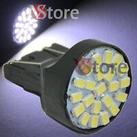 2 LAMPADA Led T20 7443 22SMD W21-5W LAMPADINA XENON AUTO Freno Stop Retromarcia