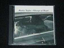 "MARTIN TAYLOR ""CHANGE OF HEART"" HONEST/LINN RECORDS CD 1996 USA/HON CD 5016"