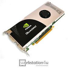 NVIDIA Quadro FX3700 512MB GDDR3 Grafikkarte PCIe-x16 - 2xDVI - 3D Brille