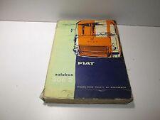 Manuale ricambi Fiat  AUTOBUS 306/2   edizione 1962  [3626.17]