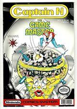 Captain N: Game Master Vol. 1 #2 (1990) VF  Caragonne - Hudson - Marzan - Lopez