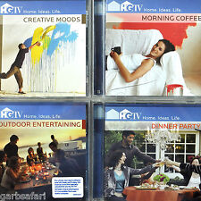 HGTV Classical Music 4 CD Lot Decca Dinner Party Creative Moods Entertaining