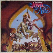 Les Diamants du Nil 33 tours Michael Douglas Kathleen Turner 1985