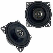 Sound-Way - Altavoces coaxiales para automóvil de 2 vías 10 cm 100 Watts