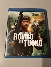 Rombo Di Tuono Bluray Italiano Mgm ( chuck Norris )