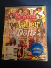 Beyond The Valley Of The Dolls Blu-ray Special Edition Criterion Collection New