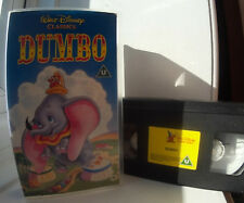 Dumbo - Disney Classics VHS Video