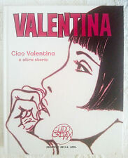 Ciao VALENTINA e altre storie, Crepax, Corriere della sera, numero 1