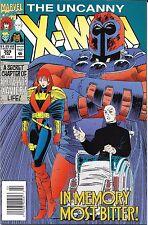 Uncanny Xmen '94 309 Newsstand Edition VF V3