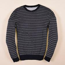 COS Herren Pullover Sweater Strick Gr.S  Mehrfarbig, 69988
