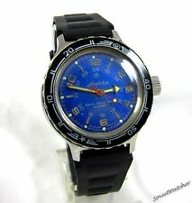 Wostok Vostok Amphibian  mens wrist watch Chistopol Original RARE Serviced