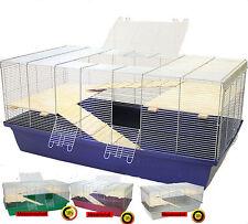 1m Käfig mit 6mm Gitterabstand Hamsterkäfig Mäusekäfig Rattenkäfig Degukäfig
