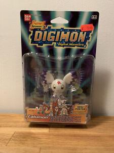 Digimon Calumon Action Feature Figure Season Three Bandai New Sealed