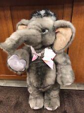 """Charlie Bears retired """"Effie� Elephant Brand New #95 Of 1000."""