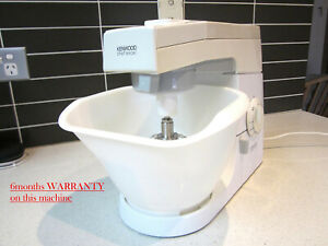 KENWOOD CHEF KM-210 Electronic mixer,full service overhaul with 6months Warranty