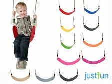 Schaukelsitz elastisch weich flexibel Kinderschaukel Schaukel