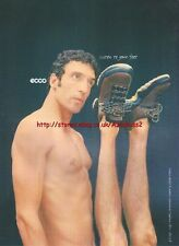 "Ecco Shoes ""listen To Your Feet"" 1999 Magazine Advert #1248"