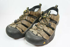 Keen Fishermans Leather Waterproof Hiking Sandals Size 10 Mens