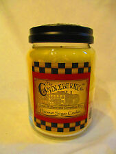 Candleberry Candles Harvest Sugar Cookies 26 oz. from Wade Gardens Gift Shop