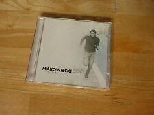 Makowiecki Band – Piosenki Na Nie  - CD