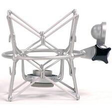 Shock Mount Holder Clip Para Micrófono Neumann U87 Ai U89i Rode Akg Tlm