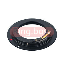 PPA EMF AF Confirm M42 to Canon EOS Lens Adapter 7DII 5D III 100D 700D 650D
