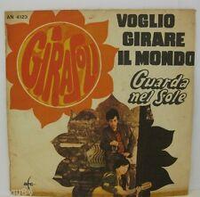 Beat Ita - GIRASOLI - VOGLIO GIRARE IL MONDO / GUARDA NEL SOLE - ARC AN 4123