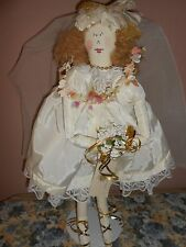 "The First Lady Collection ""Belinda"" Bride Doll"