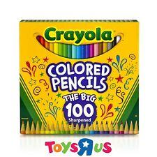 Crayola The Big 100 Colored Pencils