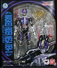 New Bandai S.H.Figuarts Masked Kamen Rider Nega Den-O Nega Form Pre-PAINTED
