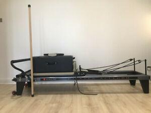 Balanced Body Pilates Allegro Reformer with Accessories