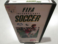 FIFA International Soccer Panasonic 3DO Almost Complete Longbox Futbol Football