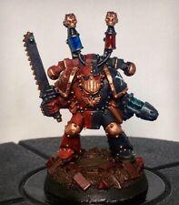 OOP Rogue Trader Death Guard Apothecary Conversion Space Marine Warhammer 30k