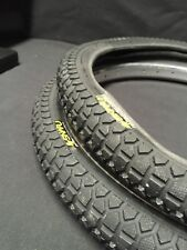 NOS Snafu Dirt Box BMX Bike Tire 20 X 1.75 100 PSI Freestyle mid fits: Gt Shadow