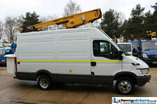 2004 Iveco Daily Versalift 38NF Cherry Picker Access Platform MEWP - 14.5 metre