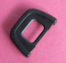 DK-23 Rubber EyeCup For Nikon D300s D3000 D3100 D3200 D70 D750