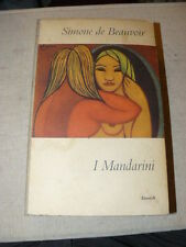 Simone De Beauvoir I mandarini Traduzione di Franco Lucentini Einaudi 1955