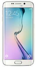 Samsung Galaxy S6 EDGE SM-G925I 128GB - White Pearl - wie Neu - Smartphone