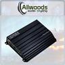 EDGE EDA1200.1 Car Audio Amp Amplifier Mono Sub 1200w RMS at 1 ohm / 2400w peak