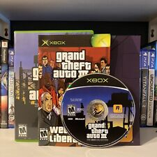 New listing *Flawless* Grand Theft Auto 3 Gta Iii The Xbox Collection Complete W/ Manual/Map