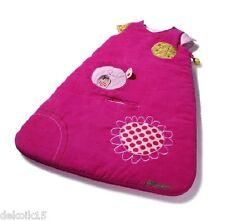 Lilliputiens Baby Schlafsack Liz rosa Zudecke Decke Kinderschlafsack 51325