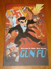 GUN FU VOL 1 IMAGE COMICS HOWARD M SHUM ACTION HUMOR GRAPHIC NOVEL 9781582405216